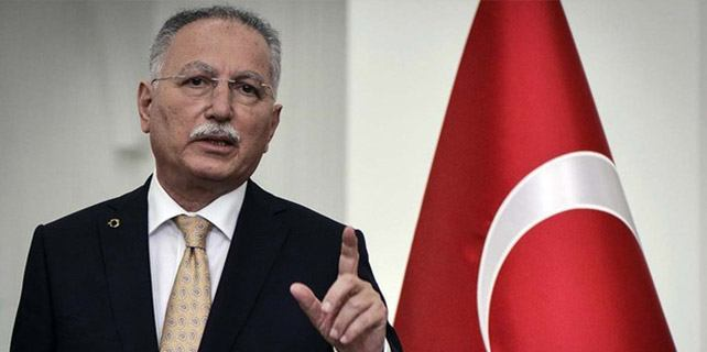 Ekmeleddin İhsanoğlu MHP'den aday