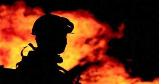 Engelli genç evlerinde çıkan yangında öldü
