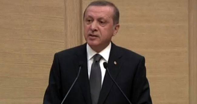 Erdoğan: 'Ey Avrupa Birliği bize akıl verme, kendine sakla'