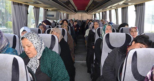 Ereğli'de kültür gezisi sürüyor