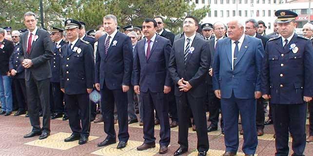 Ereğli'de Polis Haftası etkinlikleri