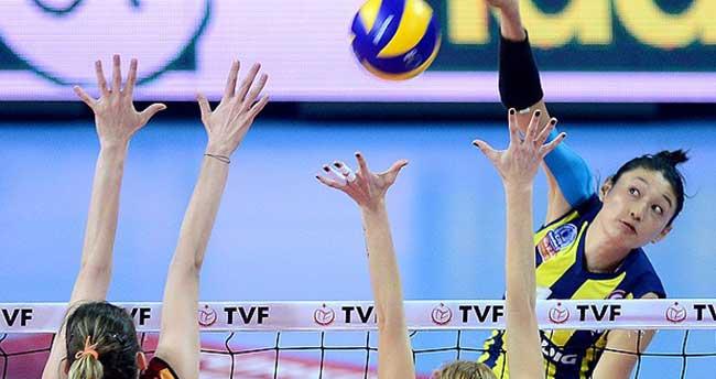 Fenerbahçe Grundig şampiyon