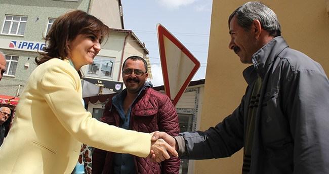 Filorinalı'dan CHP Hadim İlçe Teşkilatı'na ziyaret