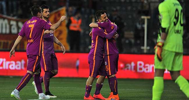 Galatasaray kupada yoluna devam ediyor