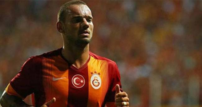 Galatasaray'a Sneijder darbesi
