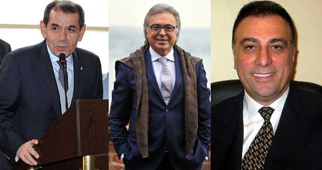 Galatasaray'da başkan adayları başvurularını yaptı