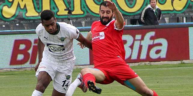 """Gaziantepspor """"yarıştan kopuyor"""""""