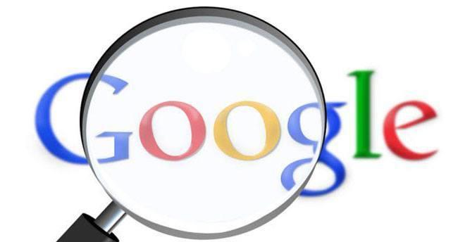Google'da arama geçmişinizi indirin