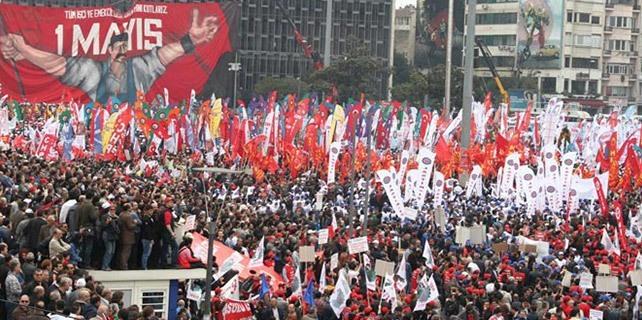 İki sendika 1 Mayıs için Konya dedi!