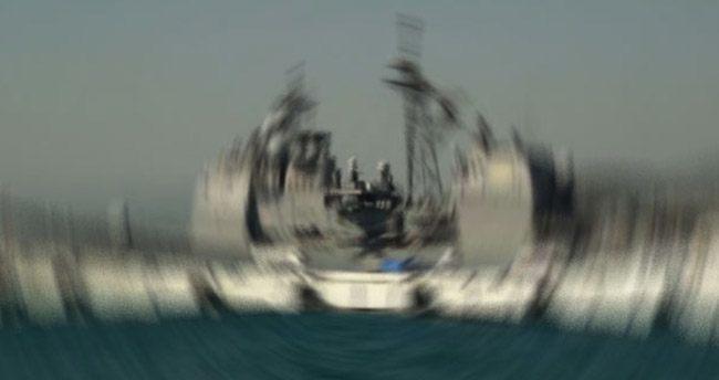 İran'ın ABD gemisine el koydu