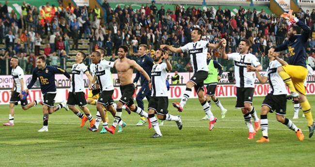 Juventus'a Parma sürprizi