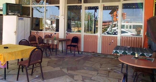Kahvehaneye kanlı baskın: 1 Ölü, 10 Yaralı