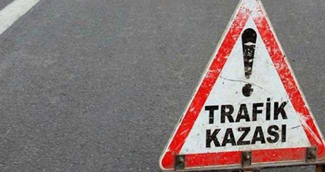 Kayseri'de otomobil şarampole devrildi: 1 ölü