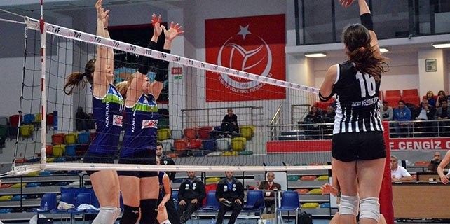 Kazan Belediyespor: 0 – Balıkesir Büyükşehir Belediyespor: 3