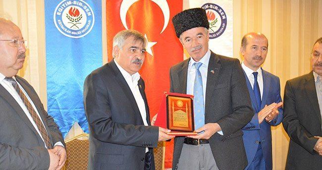 Kırım Müftüsü'nden Latif Selvi'ye teşekkür