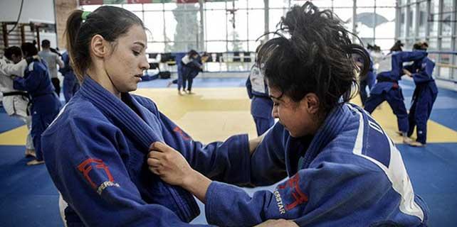 'Kızlar judoda daha başarılı'