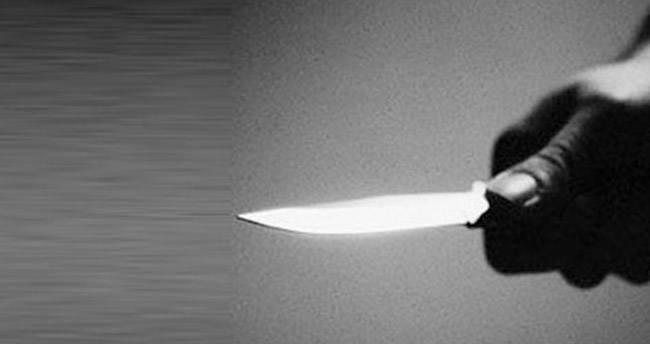 Konya Akşehir'de bıçaklı kavga: 1 yaralı
