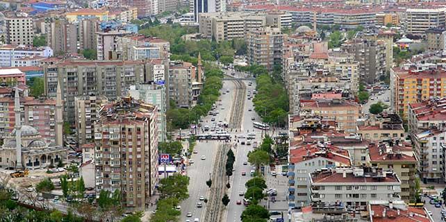 """""""Konya'da ihracat ve ithalat azaldı"""""""