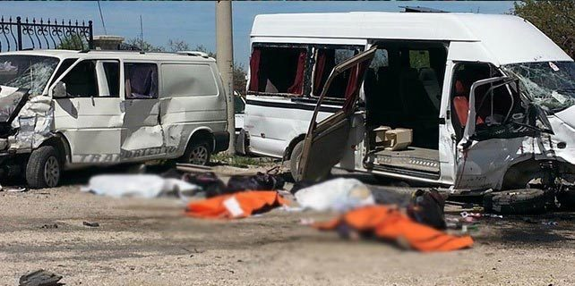 Konya'daki kazada ölenlerin kimlikleri belli oldu