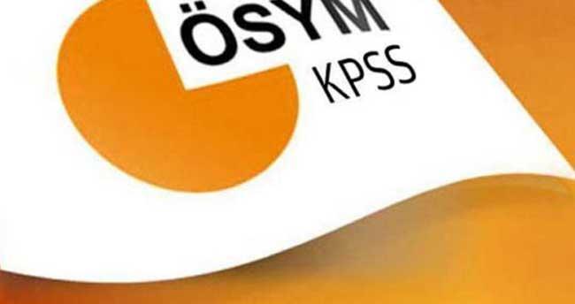 KPSS'deki usulsüzlük operasyonu