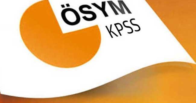 KPSS'deki usulsüzlük soruşturması