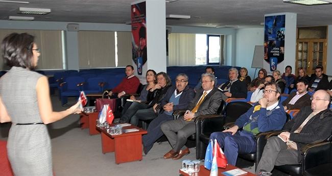 KSO'da şirket birleşmeleri bilgilendirme toplantısı