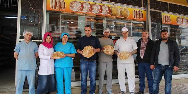 Manisa'da ekmeğe hayvan yemi karıştırılması