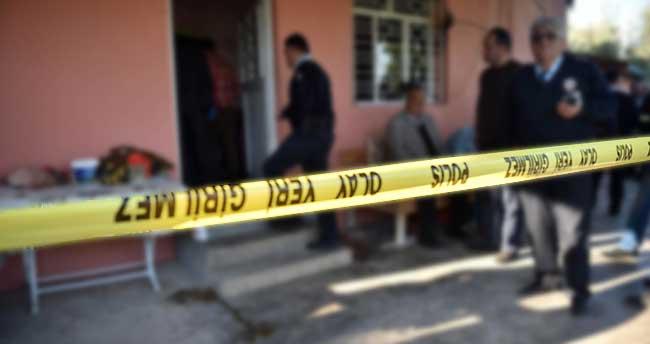 Mersin'de bir kadın evde ölü bulundu