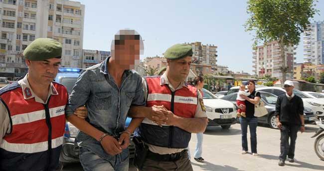Mersin'de kapkaç iddiası