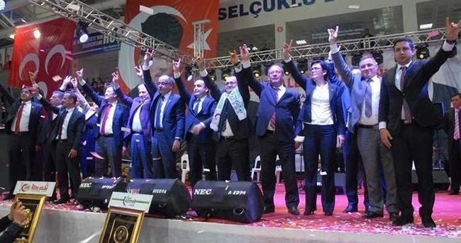 MHP Konya'da aday tanıtım toplantısını gerçekleştirdi