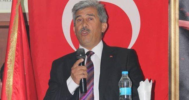 MHP'Lİ Başkan disipline sevk edildi