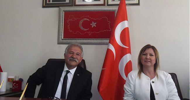 Milliyetçi Hareket Partisi Van Adaylarını tanıttı
