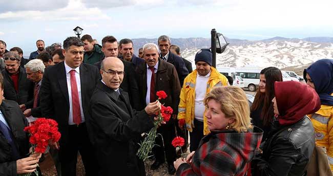 Nemrut Dağı'nda turizm etkinliği