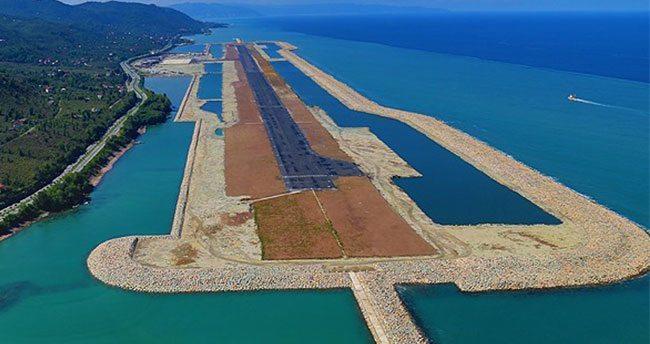 Ordu – Giresun Havalimanı'nda ilk uçuş tarihi belli oldu
