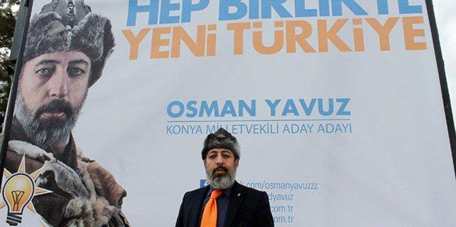 Osman Yavuz AK Parti'den aday olamadı