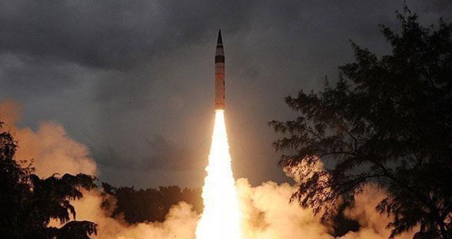 Pakistan nükleer kapasiteye sahip füze denedi