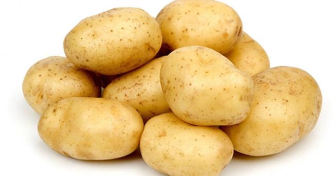 Patatesin kilosu muzla yarışıyor