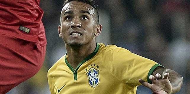 Real Madrid Danilo'yu transfer etti