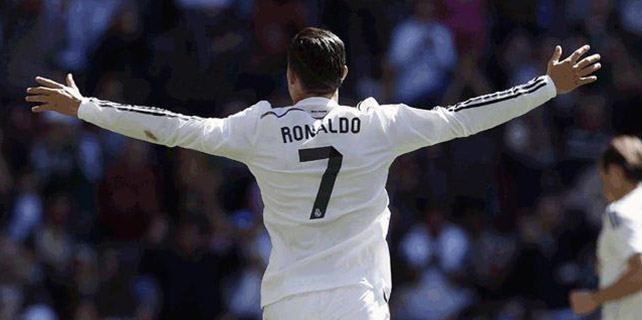 Ronaldo'nun gözü Raul'un rekorunda