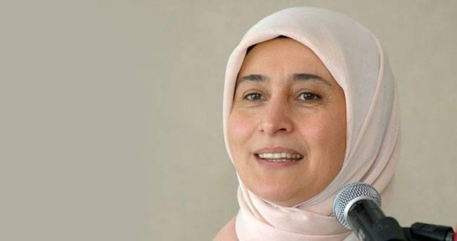 Sare Davutoğlu'nun ziyareti öncesi bir şüpheli gözaltına alındı