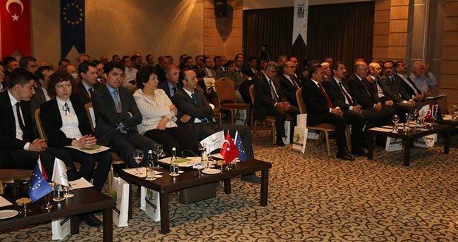 Seydişehir Su ve Atıksu Arıtma Projesi toplantısı