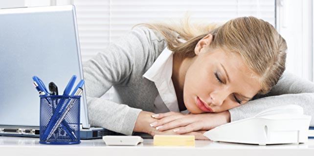 Sürekli yorgunluk halinin 7 sebebi