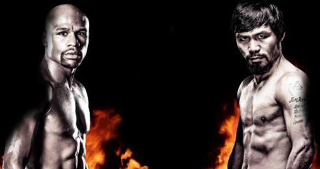 Tarihi boks maçına sayılı günler kaldı