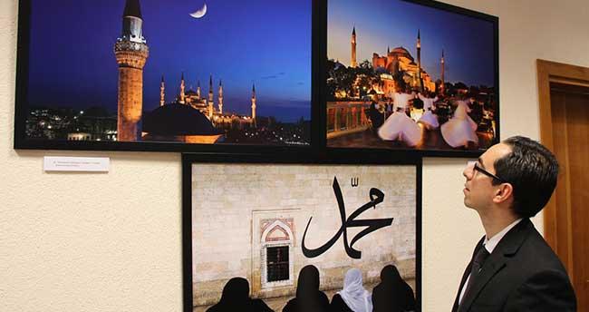 """Tataristan'da """"Türkiye'nin Işığı"""" fotoğraf sergisi açıldı"""