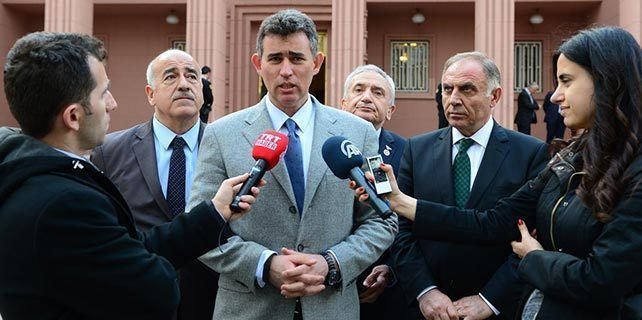 TBB Başkanı Feyzioğlu, Yargıtay Başkanı Cirit'i ziyaret etti