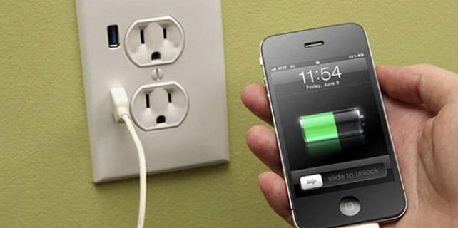 Telefonlar 1 dakikada şarj olabilecek