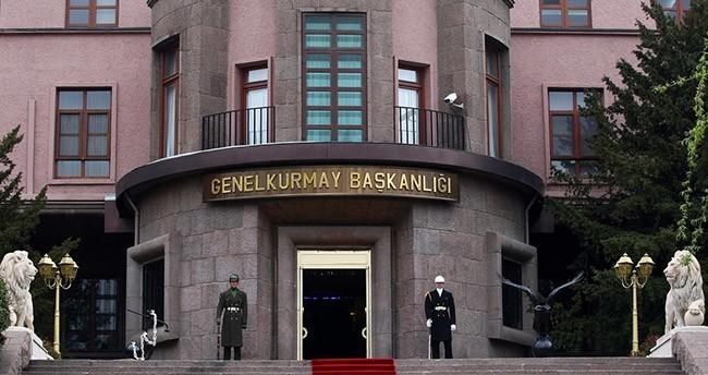 TSK'dan Ağrı açıklaması: 5 terörist öldürüldü