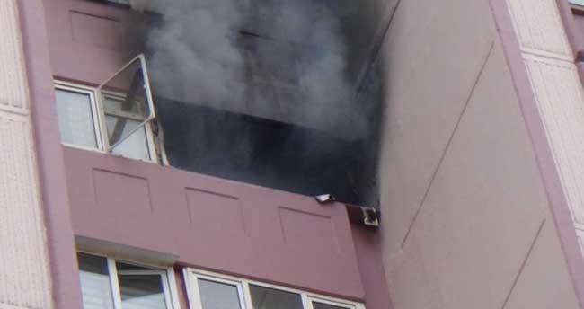 Türk işi kontrolle evi havaya uçurdu: 2 yaralı