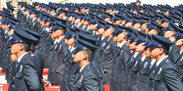 Türk Polis Teşkilatı'nın 170. kuruluş yılı