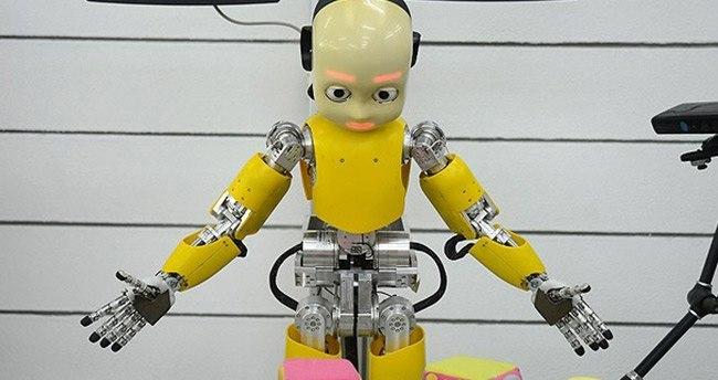Türkiye'nin 'çocuk robotu' büyüyor